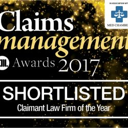 CMA SHORTLISTED LOGOS 2017 - claimant law firm