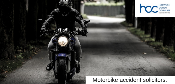 Motorbike accident solicitors